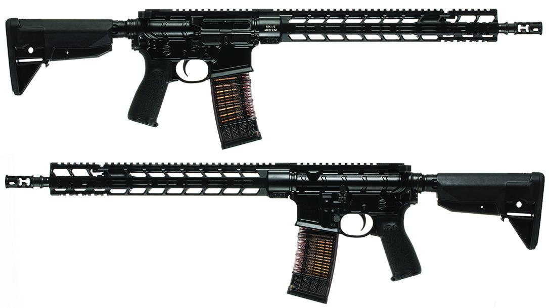 PWS MK116 Mod 2 Review, duo
