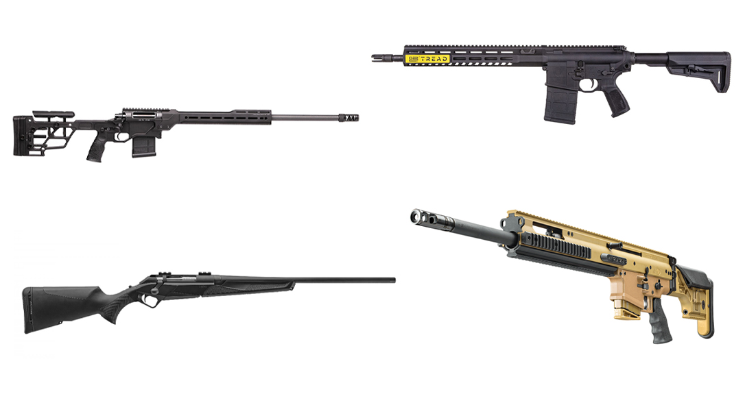Innovation and accuracy marked the list of 5 best new rifles of 2020.