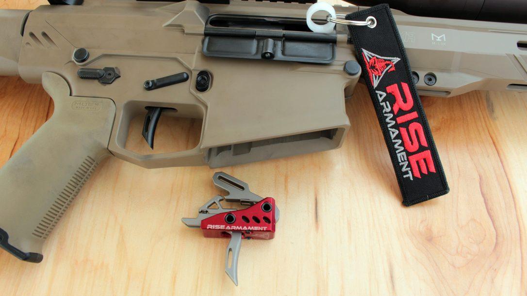RISE Armament RA-535 Trigger, build