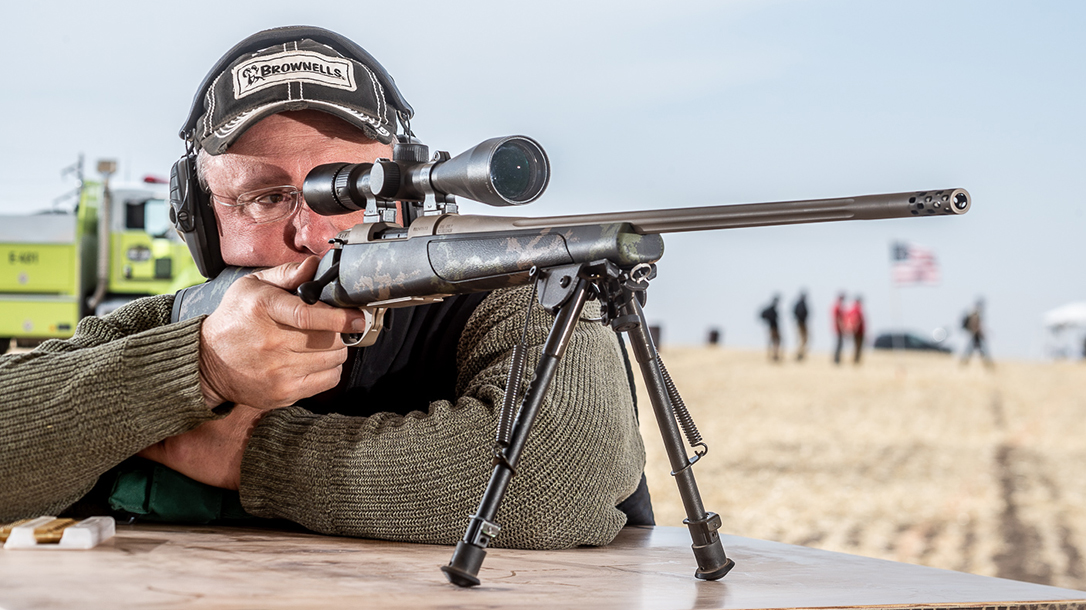 Lightweight and accurate, the new Weatherby Vanguard High Country in 6.5 Creedmoor impressed during testing.