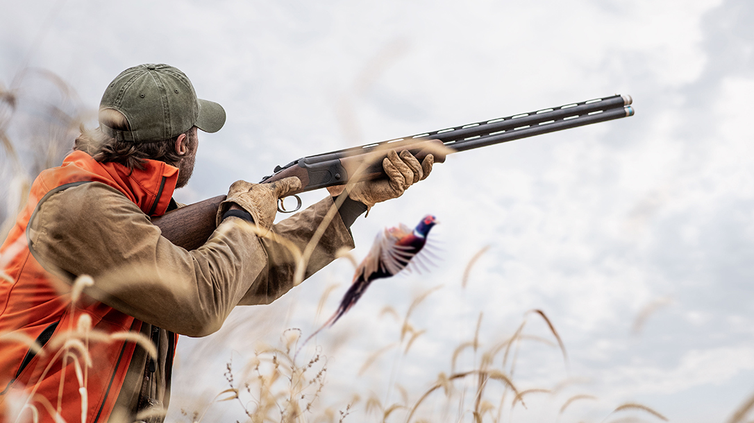 The new Mossberg International shotgun line provides field and sporting models.