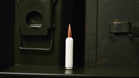 True Velocity has now sent over 625,000 rounds to the U.S. Army for testing.