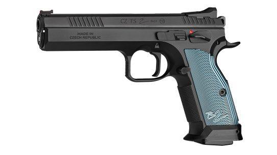 CZ TS 2 Pistol, Competition pistol, reup