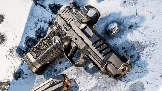 FN 509 LS Edge pistol review, first look