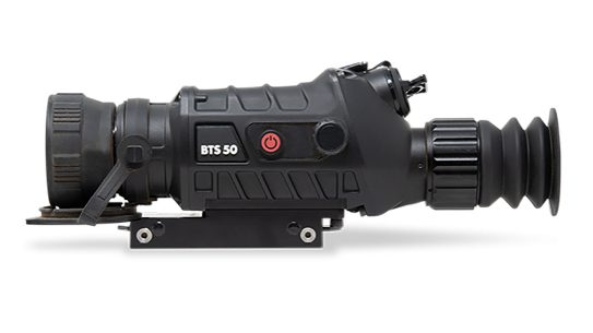New Burris Thermal Sights come in clip-on, handheld and riflescope variants.