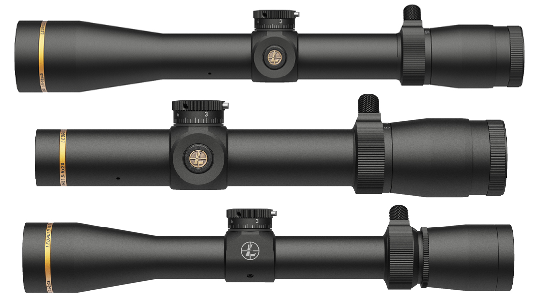 Leupold just launched a new line of hunting scopes, the VX-3HD.