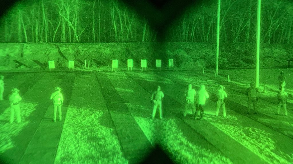 The right night vision optic can make a huge difference in performance.
