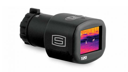 The handheld Sector Optics T20X provides tremendous utility in the field for $1,000.