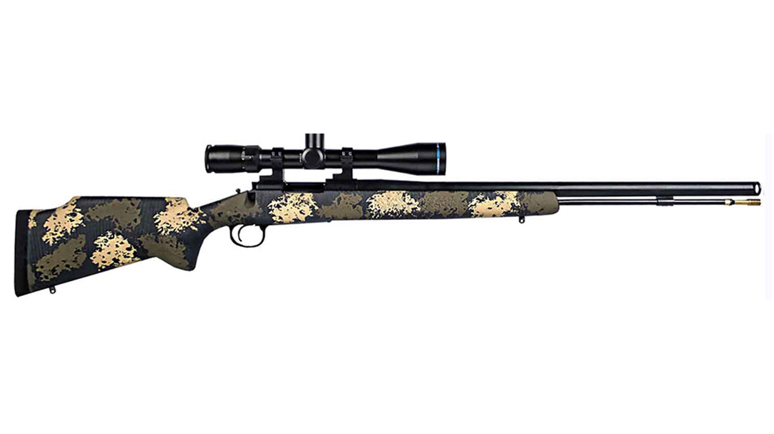The Best of the West Long Range Muzzleloader delivers sub-MOA accuracy.