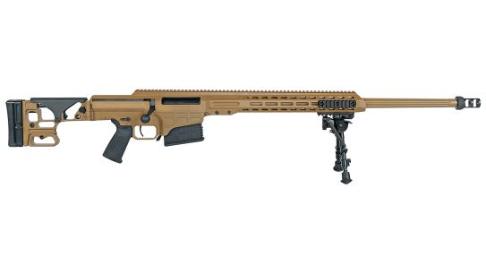 Army Precision Sniper Rifle Contract barrett, The Barrett MRAD MK22 is the U.S. Army's new precision sniper rifle.