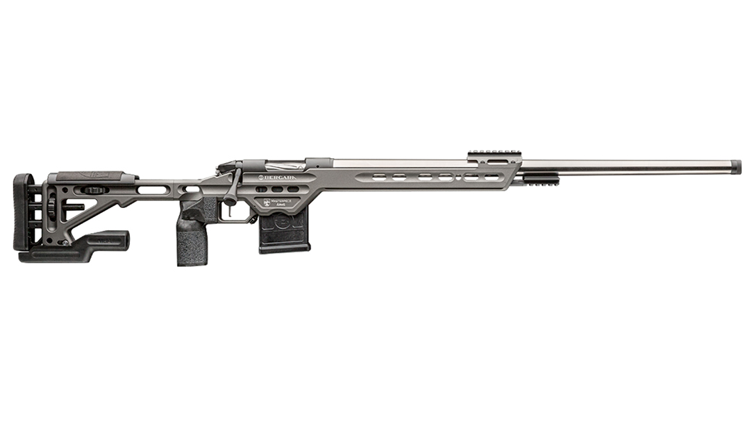 The Bergara Premier Competition comes race ready for production class.