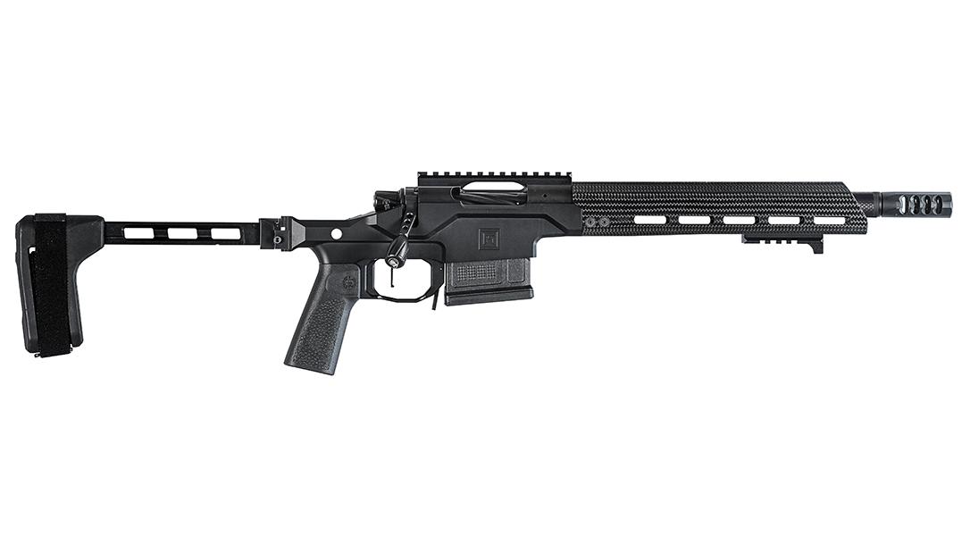 Christensen Arms Modern Precision Pistol Is a Compact, Folding Bolt-Gun