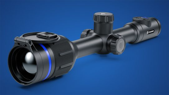 The Pulsar Thermion 2 riflescope line comes loaded with features for duty or field work.