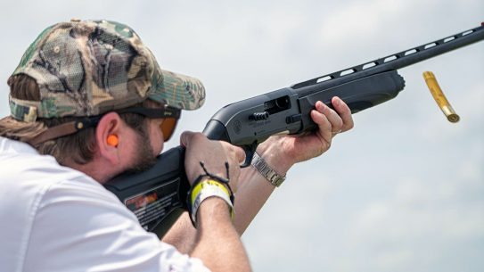 The Beretta A300 Ultima comes with classic features.