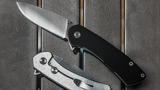 The Buck 040 Onset is built for everyday carry.