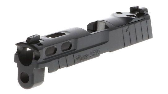 The SIG P229 PRO-CUT slide updates the popular P229.