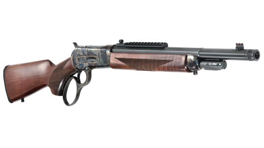 The TC86 Takedown comes chambered in .45-70.