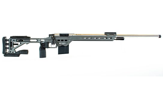 The MPA PMR Pro II rifle comes ready for PRS Production class.