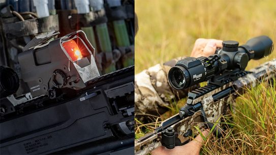 New rifle owners often ask which is better, red dot or scope.