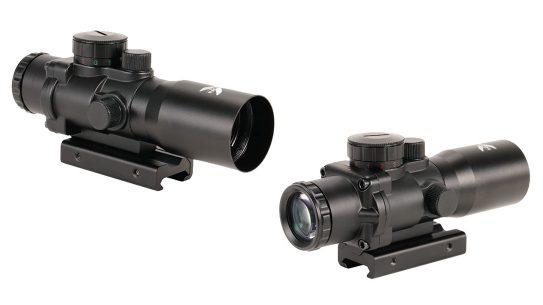 The X-Vision Optics PRISM Picatinny rail mount Sight (PSRD1)