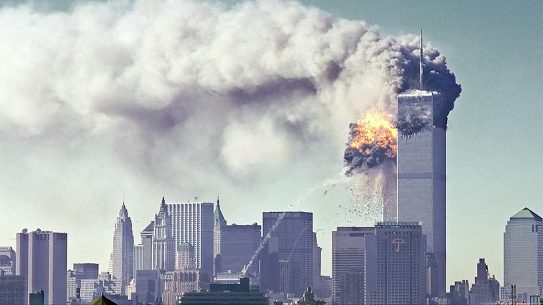 We take a look back on the 20th anniversary of the attacks of September 11.