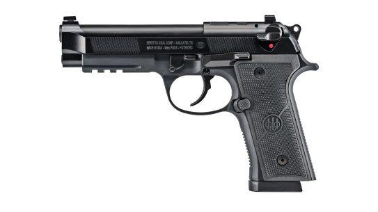 The Beretta 92X RDO Pistol.