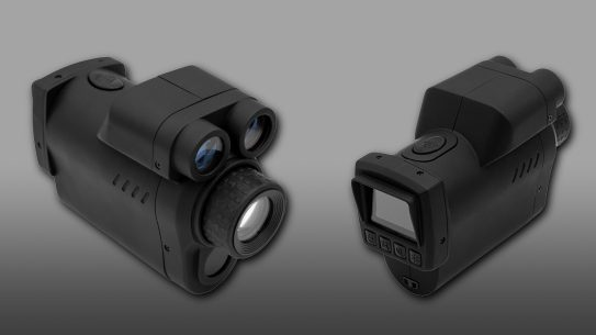 The X-Vision Night Vision Rangefinder.
