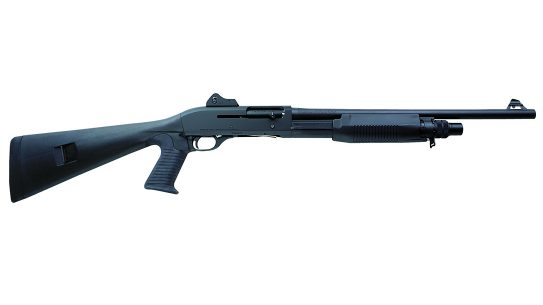 The Benelli M3 Super 90 might be the ultimate shotgun for defense.