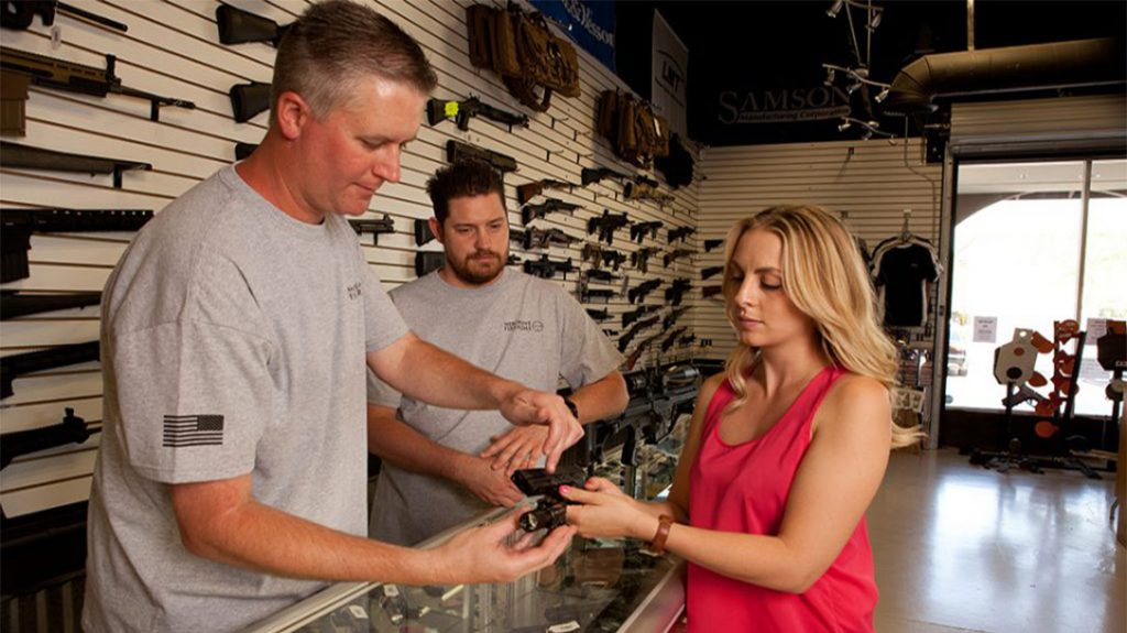 Concealed carry permits surge nationwide.