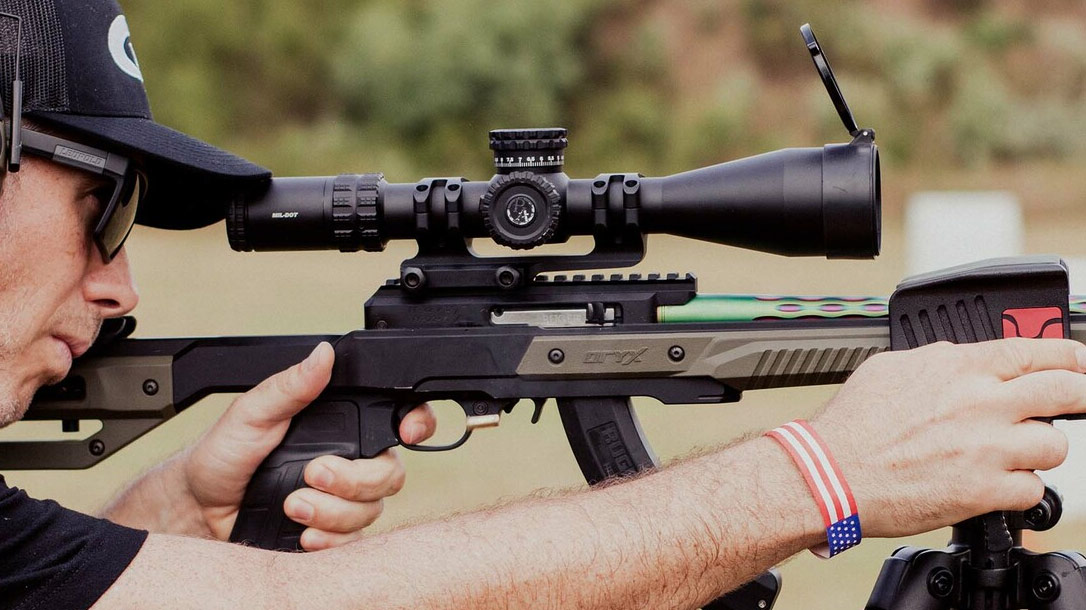The Faxon 10/22 Receiver Kit.