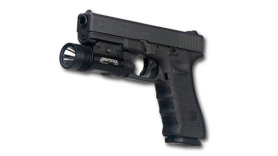 The Nightstick TWM-30 Weapon Light.