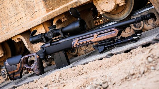 The WOOX Cobra Thumbhole Precision Riflestock.